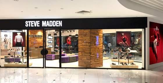 Steve Madden Shoe Shop in Singapore - Takashimaya Shopping Centre.