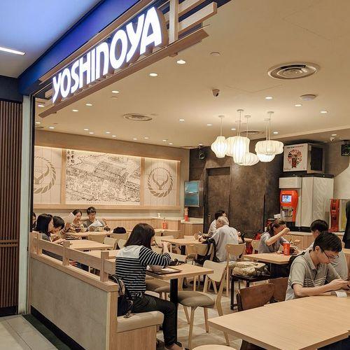 Yoshinoya Outlets - NEX Mall - Japanese Restaurant in Singapore.