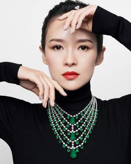 Chopard Zhang Ziyi.