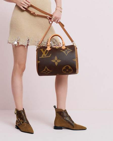 Louis Vuitton Monogram Giant Collection.