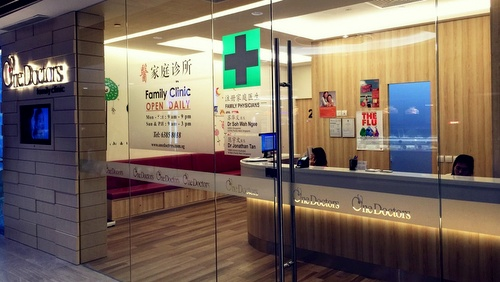 Onedoctors Medical Centres And Family Clinics In Singapore