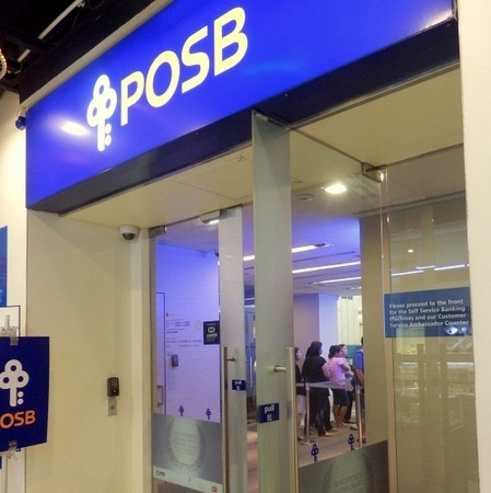 POSB branches in Singapore - Band at Square 2.