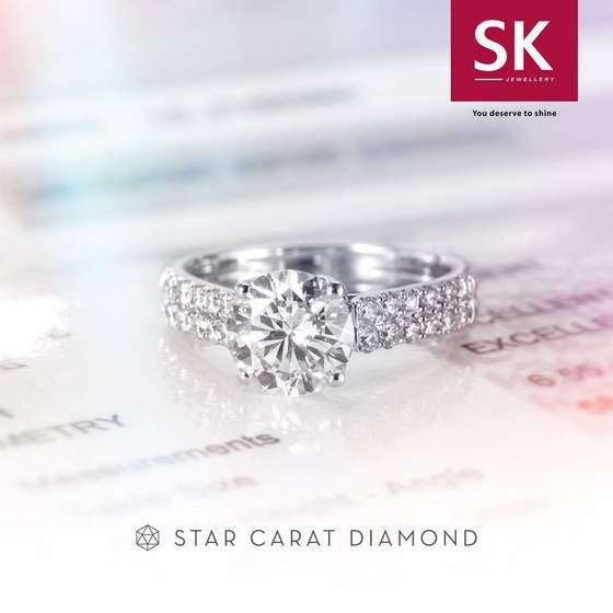 Star Carat Diamond.