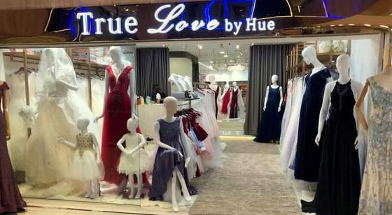 True Love by HUE Far East Plaza.