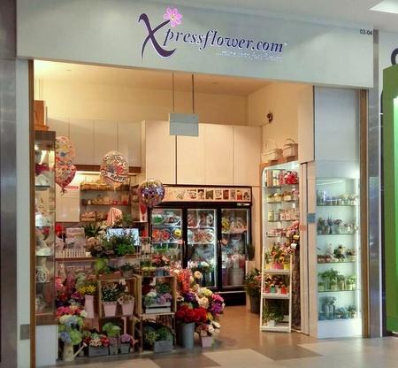 Xpressflower.com outlets in Singapore - Flower shop at NEX.