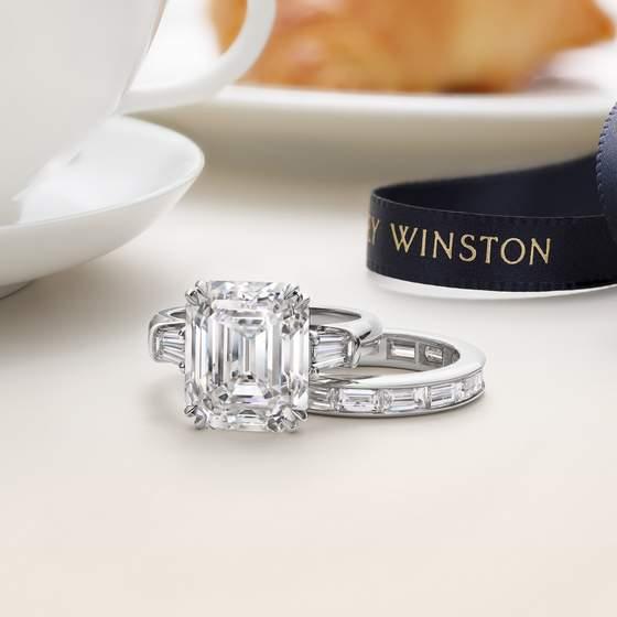 Harry Winston Singapore - American Luxury Jewelry Brands ...