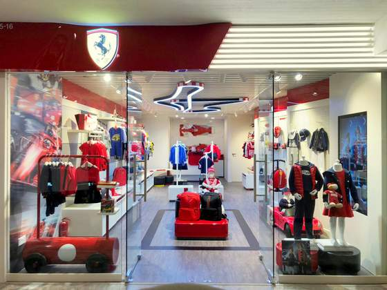 Ferrari Store Junior - Shop at Paragon.