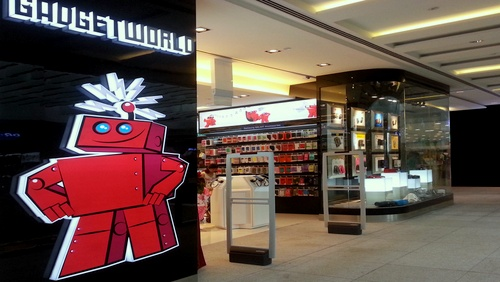 Gadget World Electronics Stores in Singapore (CLOSED) - SHOPSinSG