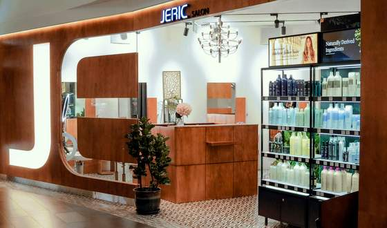 Jeric Salon Singapore.