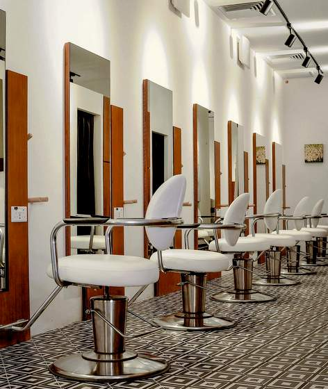 Jeric Salon - Good and affordable hair salons in Singapore.
