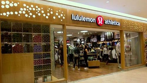 lululemon athletica Singapore - Sportswear Shops in Singapore - Takashimaya Shopping Centre.