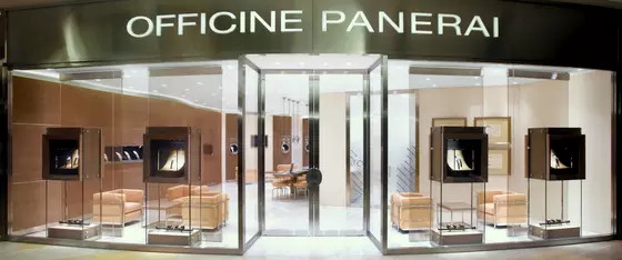 Officine Panerai Singapore - Italian Luxury Watch Brands - ION Orchard.