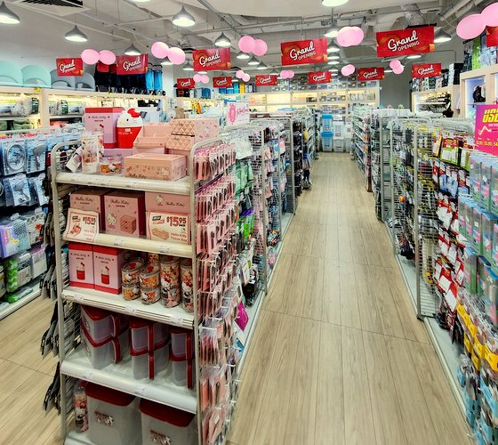 Japan Home outlets - Japanese products in Singapore - Downtown East.