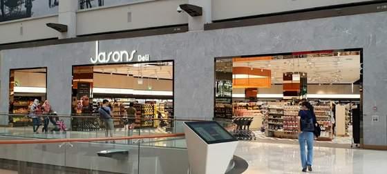 Jasons Deli - Best Supermarkets in Singapore - Marina Bay Sands.