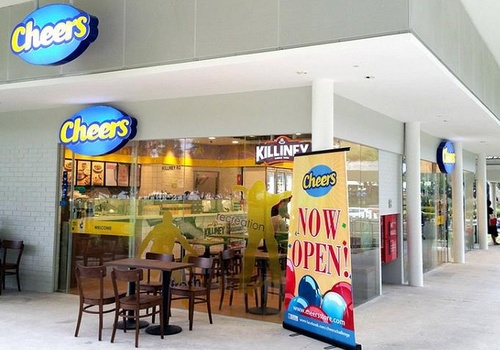 Cheers Singapore - 24 Hour Convenience Stores in Singapore - Parkland Green.