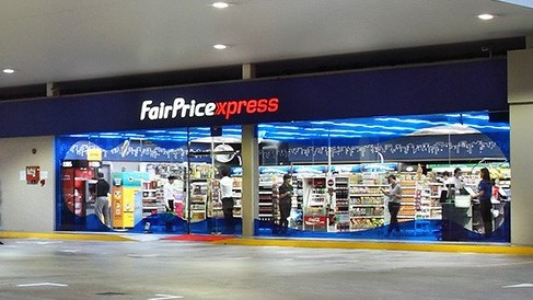Gas Station With Drive Thru Car Wash >> Esso Gas Stations in Singapore - SHOPSinSG