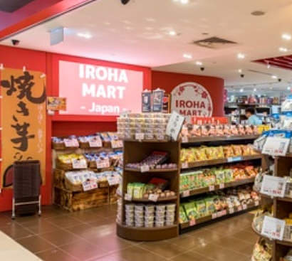 Iroha Mart - Japanese Grocery Stores in Singapore - Chinatown Point.