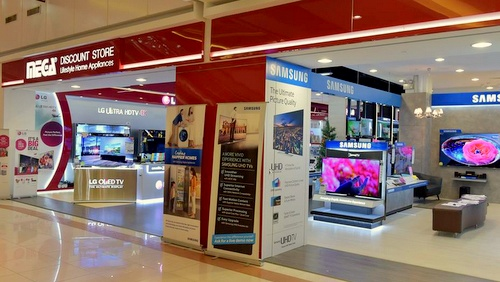 Mega Discount Store Kallang Leisure Park Singapore.