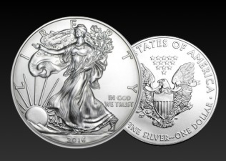 American Silver Eagle coins Singapore.