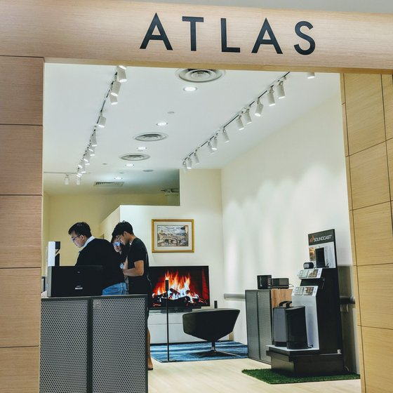 Atlas Sound and Vision - Audio Shops in Singapore.