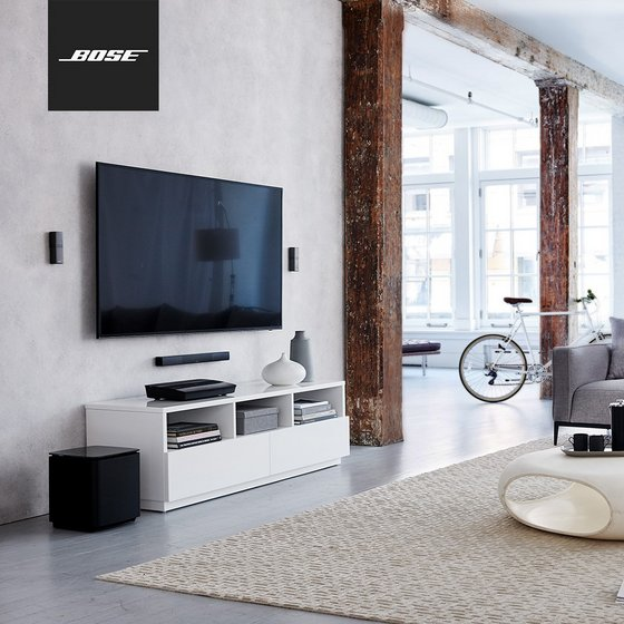 BOSE Lifestyle 650 Home Entertainment System.