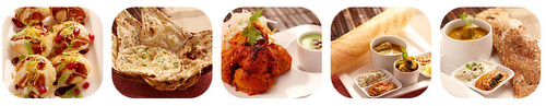 Chutney Mary Indian Fast Food restaurant meals Singapore.