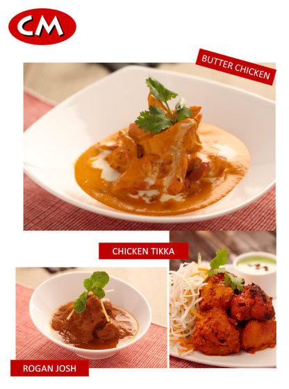 Chutney Mary Indian Fast Food Singapore.