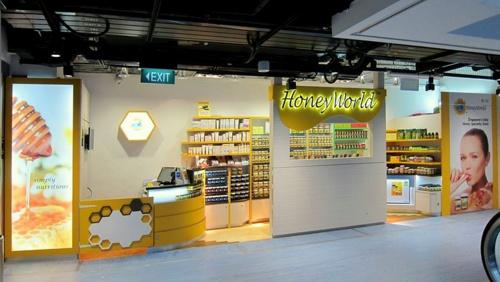 HoneyWorld - Buy Manuka Honey Singapore - One Raffles Place.