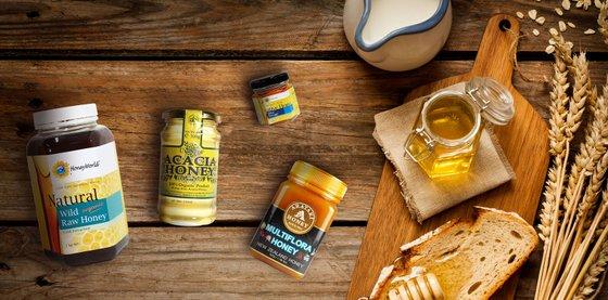 HoneyWorld - Raw Honey in Singapore.