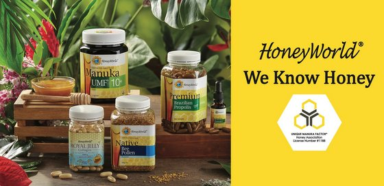 HoneyWorld Singapore.