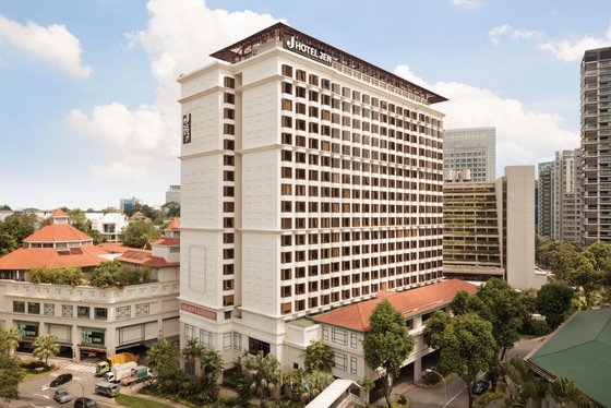 Hotel Jen by Shangri-La Tanglin - 4 Star Hotels in Singapore.