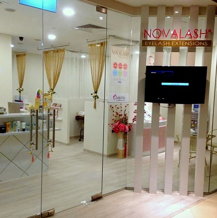 Lolita's Lash & Beauty Studio Singapore.
