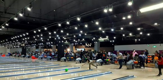 Orchid Bowl - Bowling in Singapore - Our Tampines Hub.