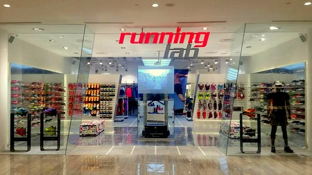 Running Lab Marina Square - Running Shoes in Singapore.