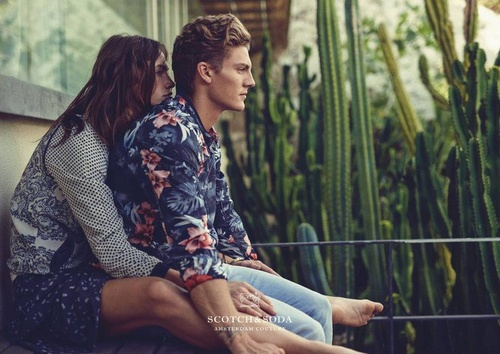 Scotch & Soda clothing Singapore.