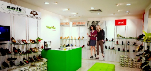 ShoeWise by Marton-Bell Novena Square Singapore.