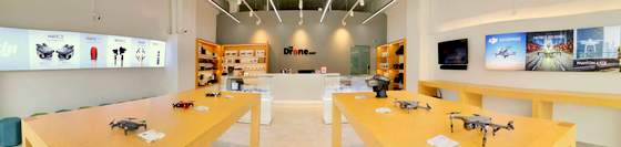The Drone Shop - Drone Stores in Singapore.