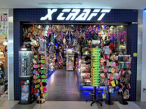 Xcraft Fashion Accessories In Singapore Shopsinsg
