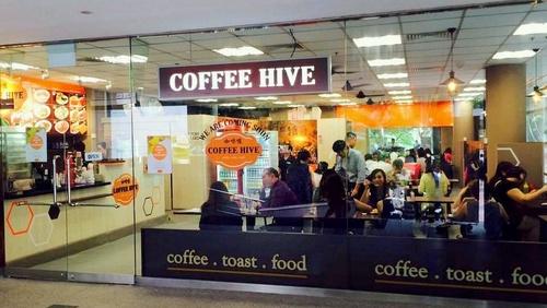 Coffee Hive - Fuji Xerox Towers.
