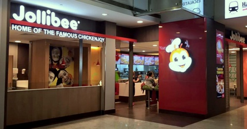 Jollibee Outlets in Singapore - Square 2.