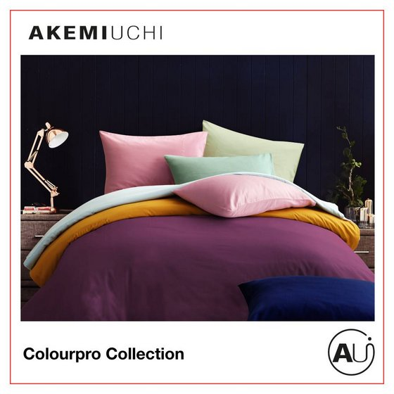 AKEMIUCHI ColourPro Collection.