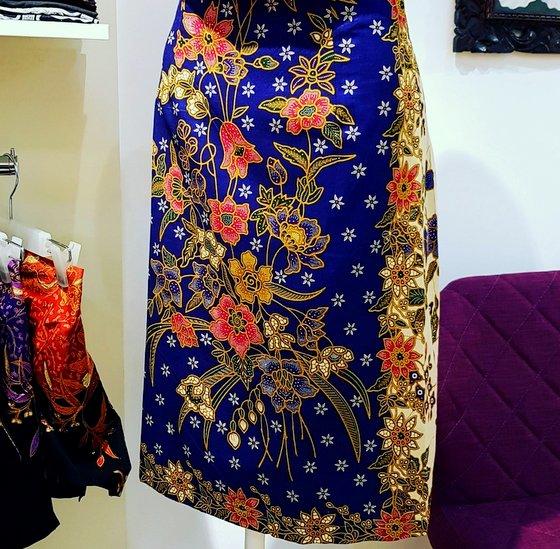 Batik Skirt.
