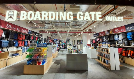 Boarding Gate - Travel Shops in Singapore - IMM Mall.