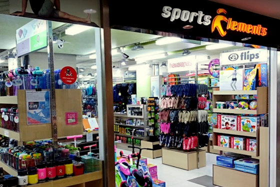 Sports Elements - Sports Gear in Singapore - West Coast Plaza.