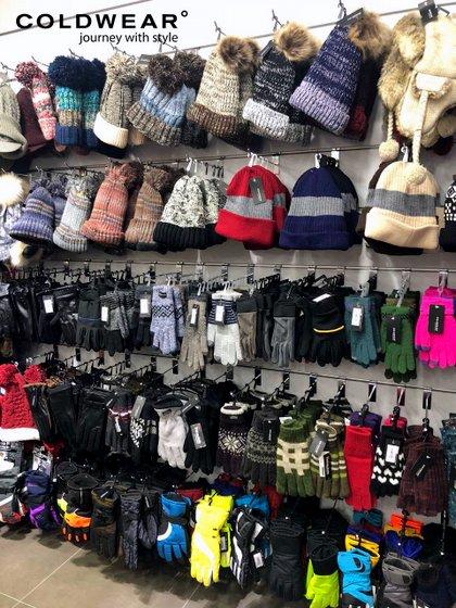 Coldwear Winter Accessories.
