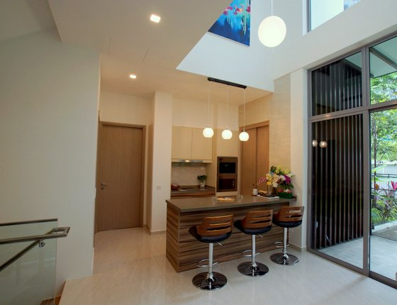 G'Plan Design Kitchen Concept.
