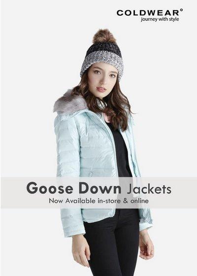 Goose Down Jacket Singapore.