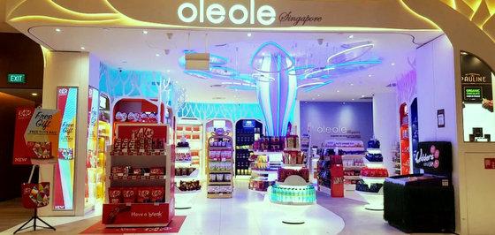 Ole Ole - Chocolate Shops in Singapore.