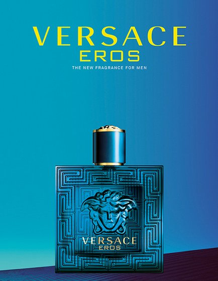Versace Eros Singapore.