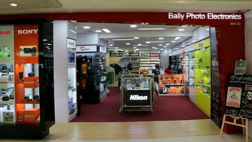 Bally Photo Electronics - Camera Shops in Singapore - Plaza Singapura.